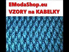 Ako uháčkovať Kabelku? - Ľahké háčkovanie so značkou 👜 EModaShop.eu Crochet, Youtube, Bags, Handbags, Ganchillo, Crocheting, Knits, Youtubers, Chrochet