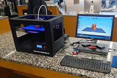 US Libraries Offering Free 3D Printing to Public Amidst Learning Curves & Legal Questions http://3dprint.com/40170/library-3d-printing-services/ …