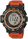 Casio Men's PRW-3500Y-4CR Atomic Black Digital with Red Resin Band Watch  List Price: $320.00  Deal Price: $199.00  You Save: $41.00 (17%)  Casio PRW-3500Y-4CR Atomic Black Digital  Expires Jan 27 2018