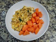 Café da manhã (não muito lowcarb....) - detalhes no blog Eu que fiz! - http://euquefiz-sp.blogspot.com.br/ #paleo  #lowcarb  #comidasaudavel  #lchf
