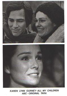 Phillip And Tara Of All My Children Sweet Memories Karen Lynn Gorney