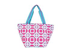 Pink Charmer Lunch Bag