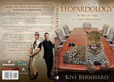 Who has read Leopardology?  by Kivi Bernhard. Critical business thinking