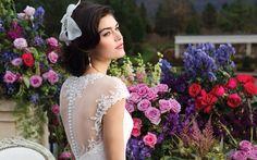 no - Nettsbutikk & Brudesalong Sincerity Bridal, Girls Dresses, Flower Girl Dresses, Lace Wedding, Wedding Dresses, Flowers, Fashion, Dresses Of Girls, Bride Dresses