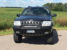 99-04 Jeep WJ Grand Cherokee Slot Bar #20J001