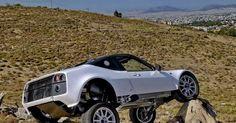 Korres 4: To ελληνικό υπεραυτοκίνητο που κινείται παντού! (ΦΩΤΟ) #ΤΕΧΝΟΛΟΓΙΑ