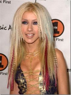 christina aguilera age 16 | Christina Aguilera Aging Timeline [16 Photos] : theChobble