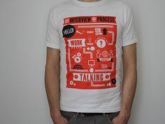 Online Interview Process t-shirt design