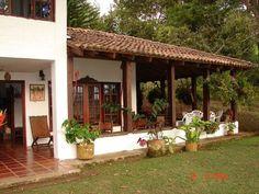 casas campestres - Buscar con Google #fachadasmodernasmexicanas