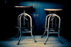 A Short History Of... Toledo Industrial Drafting Stools