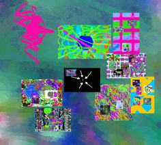 1-29-2016B by Walter Paul Bebirian Digital ~  x