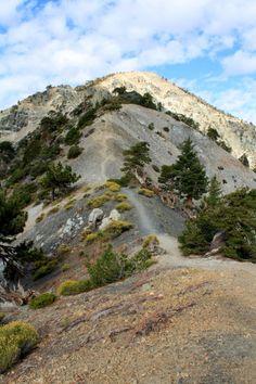 Devils Backbone Mt Baldy