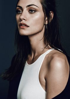 Phoebe Tonkin by Jake Terrey for Gritty Pretty Magazine via Pinterest