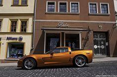 Chevrolet Corvette C6 Z06 by Jonny Bens