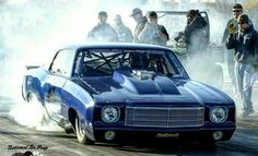 This car is smoking! !!!