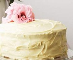 Recipe White Chocolate Mud Cake by The Naked Baker - Recipe of category Baking - sweet