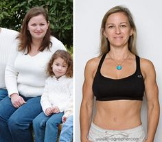There is no age limit when it comes to changing your lifestyle around :) Debi is in her 40's, lost 60lbs and maintained her weight loss for the past 2.5 years! What made her weight loss journey more achievable was the huge support of others. But Debi didn't stop there… she helped others to reach their goals too. [...]