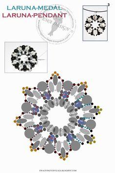 Laruna pendant