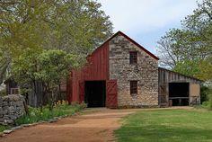 Fredericksburg Texas Barn 2 by Bob Kissel, via Flickr