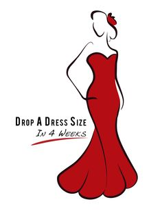 Drop A Dress Size in 4 Weeks  -- This is a new workout that I'm running.