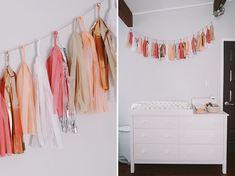Boho Deco Chic: Pásate al DIY en tu baby room! Nursery Design, Nursery Decor, Nursery Ideas, Project Nursery, Room Ideas, Wall Decor, Nursery Inspiration, Interior Inspiration, Gold Baby Nursery