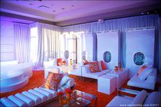 A wedding at the Trump Hotel Event Ideas, Event Decor, Wedding After Party, Chicago Photos, Cocktails, David, Lounge, The Originals, Design