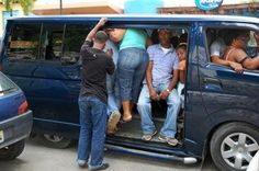 Usually packed like sardines, people use these to get to more out of the way places! San Pedro Sula, Overseas Travel, Beautiful Places In The World, Dominican Republic, Island Life, Public Transport, Places To See, Transportation, Country