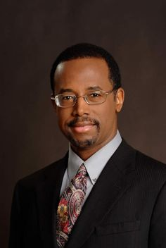 Dr. Benjamin Carson, Director of Pediatric Neurosurgery at Johns Hopkins & recipient of the Presidential Medal of Freedom in 2008.  Author of several books.  Keynote speaker at the 2013 National Prayer Breakfast where he shot down obamacare & almost everything Socialist-Marxist in the presence of President Obama.  Love this man!
