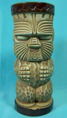 Eames Era Otagiri Tiki Craze Mug –1960′s