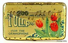 Tulip needles tin