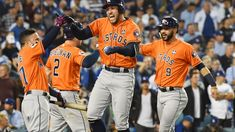 For first time, Astros are World Series champs Houston tops the L. Dodgers in Game 7 to wrap up the first title in franchise history. Morton superb in relief appearance Mlb Tickets, First World Series, World Series 2017, Series 3, Los Astros, Houston Astros, Dodgers Win, Los Angeles Dodgers, Champs
