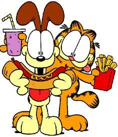 cartoon characters - Google Search - Garfield & Odie