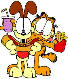 cartoon characters - Google Search - Garfield & Odie