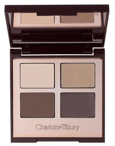 Luxury Palette The Sophisticate Color-Coded Eyeshadows