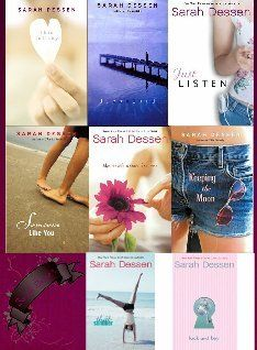 """Every Sarah Dessin is a """"must read"""" for teenaged girls. She is amazing."""