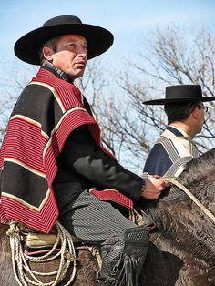Independence Day party, Chile - expect huasos cowboys competing in city centre rodeos, folk groups performing Chile's national dance and pisco sours a-plenty at Santiago's annual party Bolivia, Latin America, South America, Gaucho, Peru, People Around The World, Around The Worlds, In Patagonia, Cultural Diversity