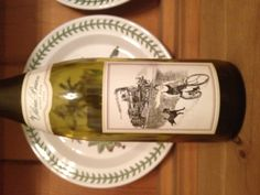 A lovely new Pinot Noir from Wild Horse Valley (Napa). Balanced, tasty and food-friendly.