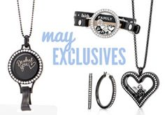 Origami Owl. May Exclusive specials and gifts! charminglocketsbyaline.origamiowl.com