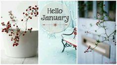 Hello January. #moodboard #mosaic #collage #byJeetje♡