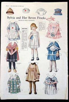 Image result for nurse Betsy McCall paper dolls