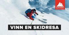 Vinn en veckas skidresa till Canazei