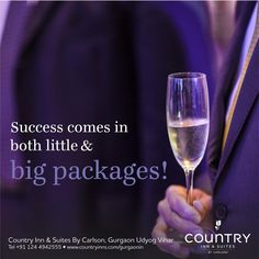 Success comes in both little & big packages! Pick the one that works for you. Choose from our well-planned corporate packages – designed to make your big day a resounding success.  Call for Corporate Packages: 0124-4942555 #corporatepackages #countryinngurgaon #countryinnudyogvihar #countryinns