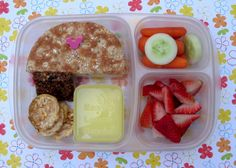 New EasyLunchboxes Mini-Dippers Bento