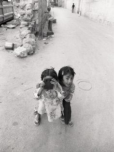 'The Photographed Photographer, Jerusalem, 1979' by Jean Mohr  (The Carter Presidential Library and Museum, Special Exhibition, Atlanta, GA)