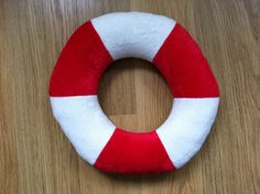 Boats Life Buoy Cushion boys bedroom | eBay