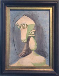 Cabeza - Picasso. Kunsthaus Zürich