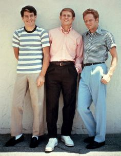 Anson Williams, Ron Howard and Donny Most in Happy Days ...