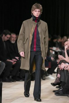 Burberry Fall/Winter 2016 Menswear
