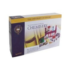 CHEMISTRY-THE UNIVERSITY OF OXFORD SMART BOX SERIES