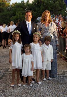 Miembros actuales de la Casa Real Griega :: Foros Realeza